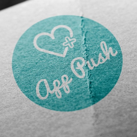 App push-logo design
