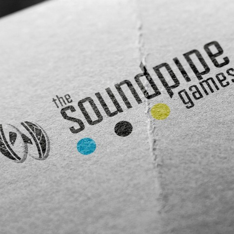 TSP Games - logo design