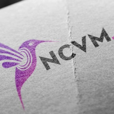 NCVM-Logo design