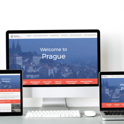 Travel guides-Design and web development